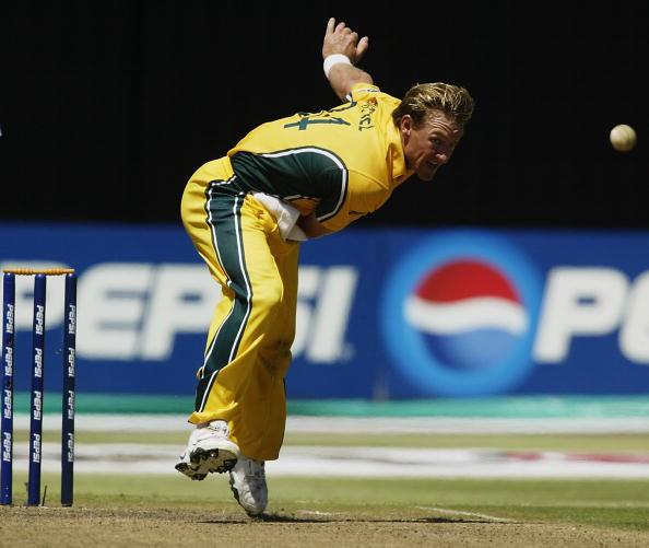 Andy Bichel for Australia Cricket Team