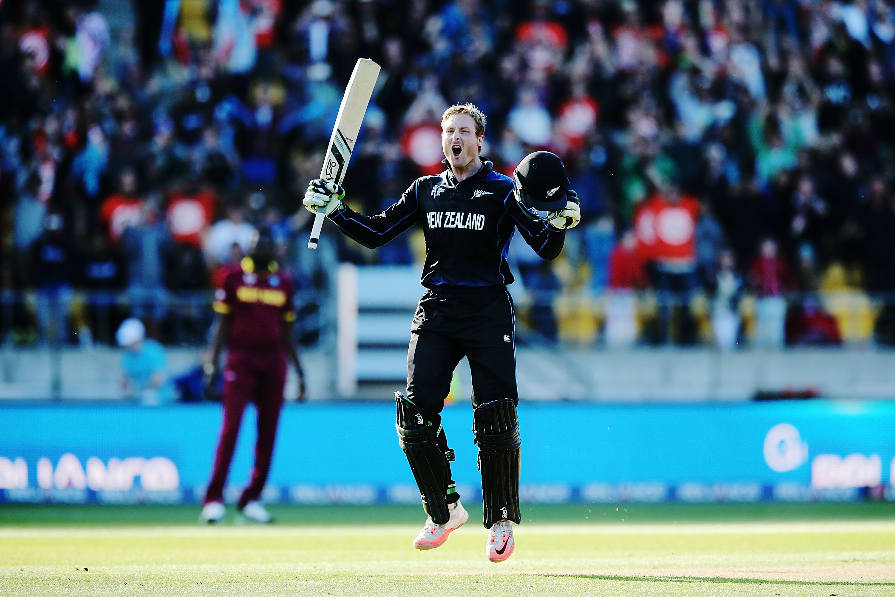 Martin Guptill for New Zealand Cricket Team