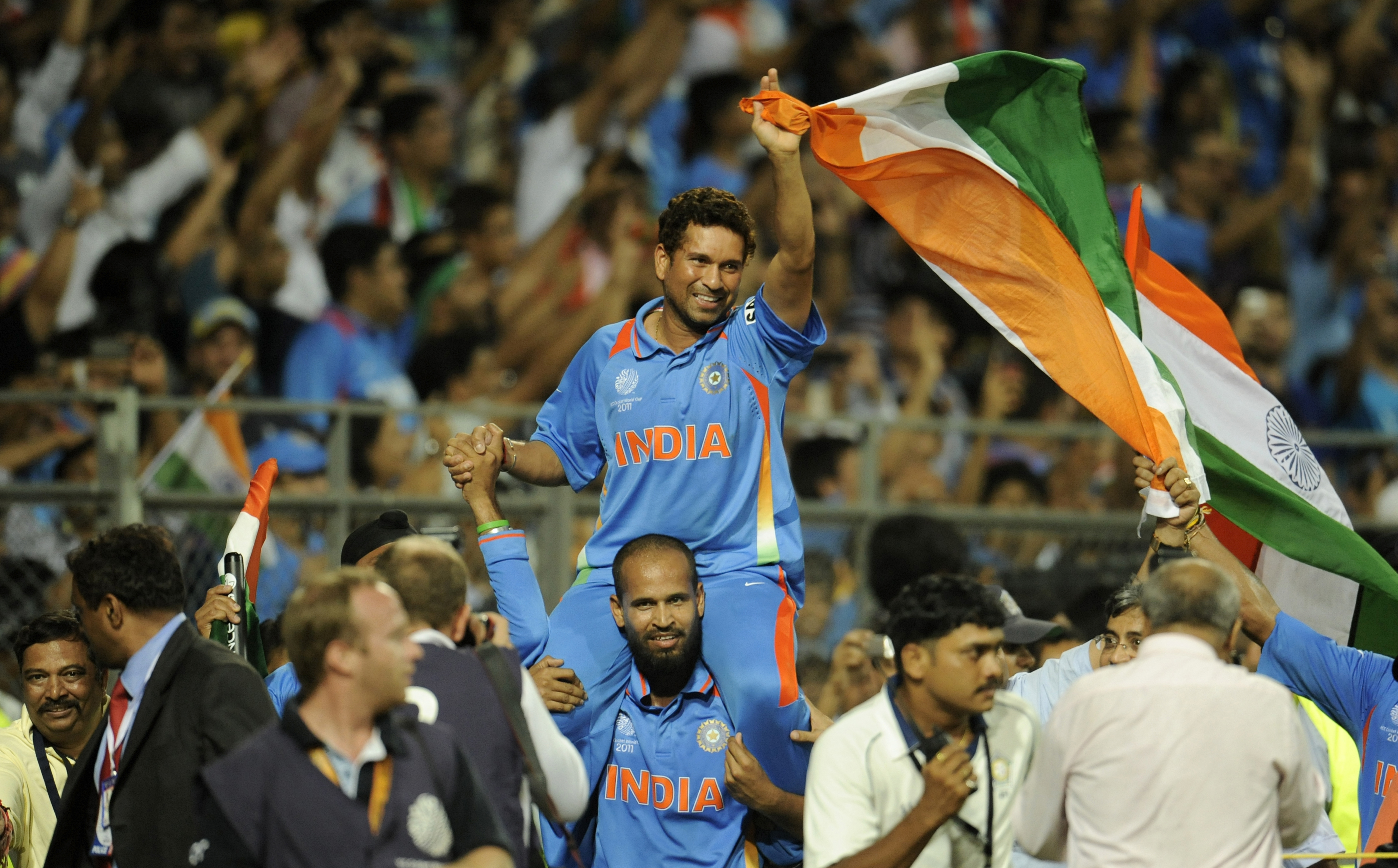 Sachin Tendulkar for India Cricket Team