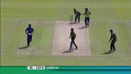 Sri Lanka v Pakistan, ICC WT20 2009 Final