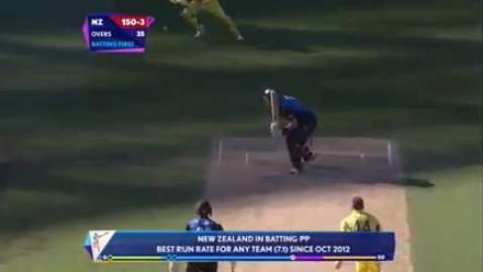 Australia v New Zealand CWC Final Highlights