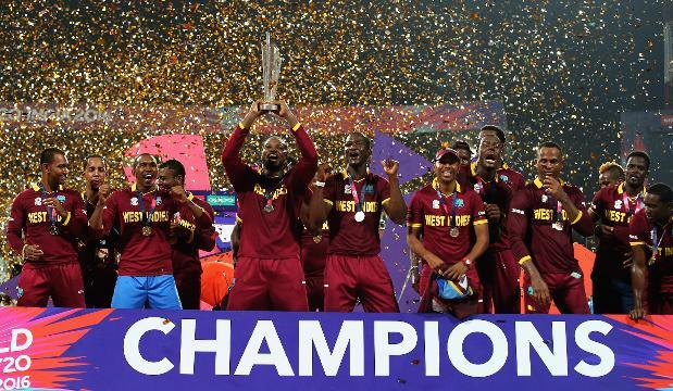 The Windies will begin their Title defense in the 'Group of Death'