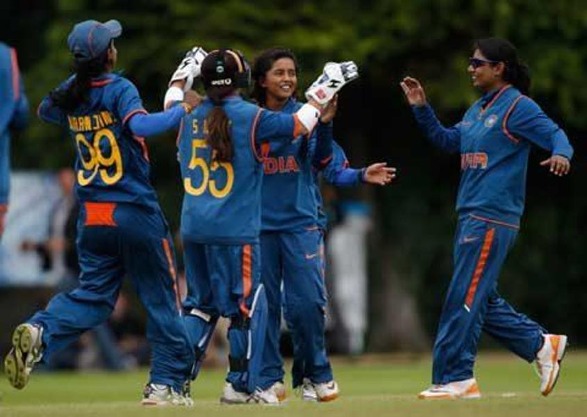 Ekta Bisht is the leader of the attack, having played for India first in 2011.