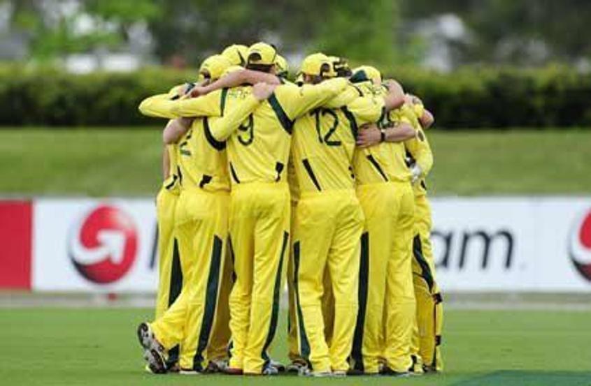 Australia celebrates
