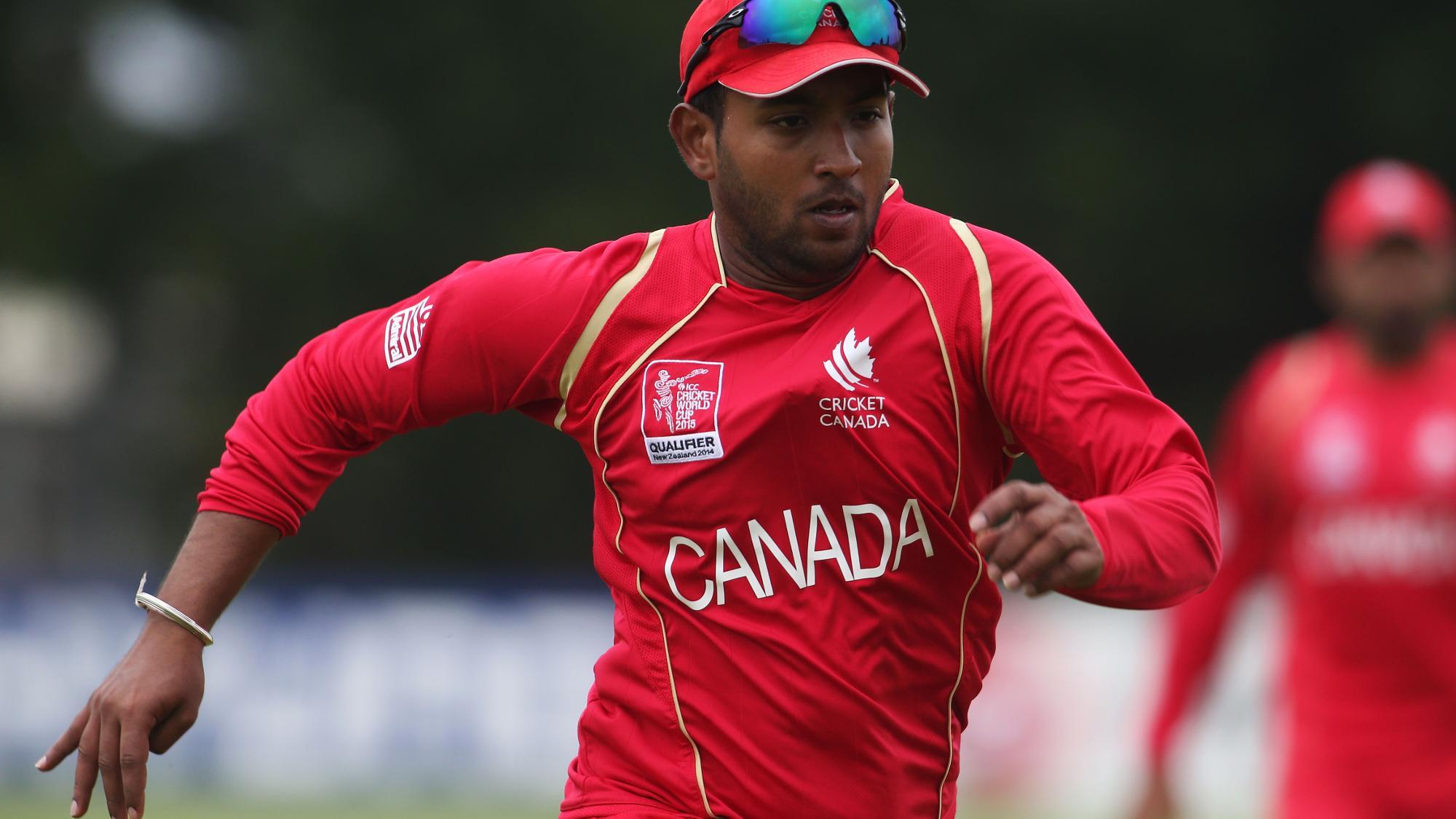Canada cricketer