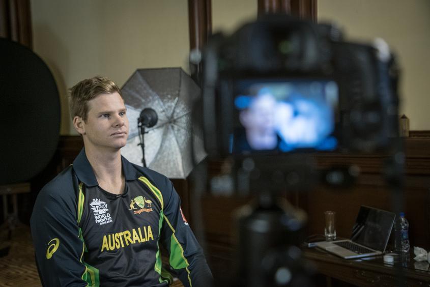 Steve Smith on ICC Cricket 360°