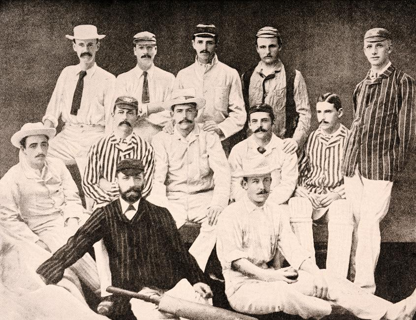 Ivo Bligh's England Cricket Team