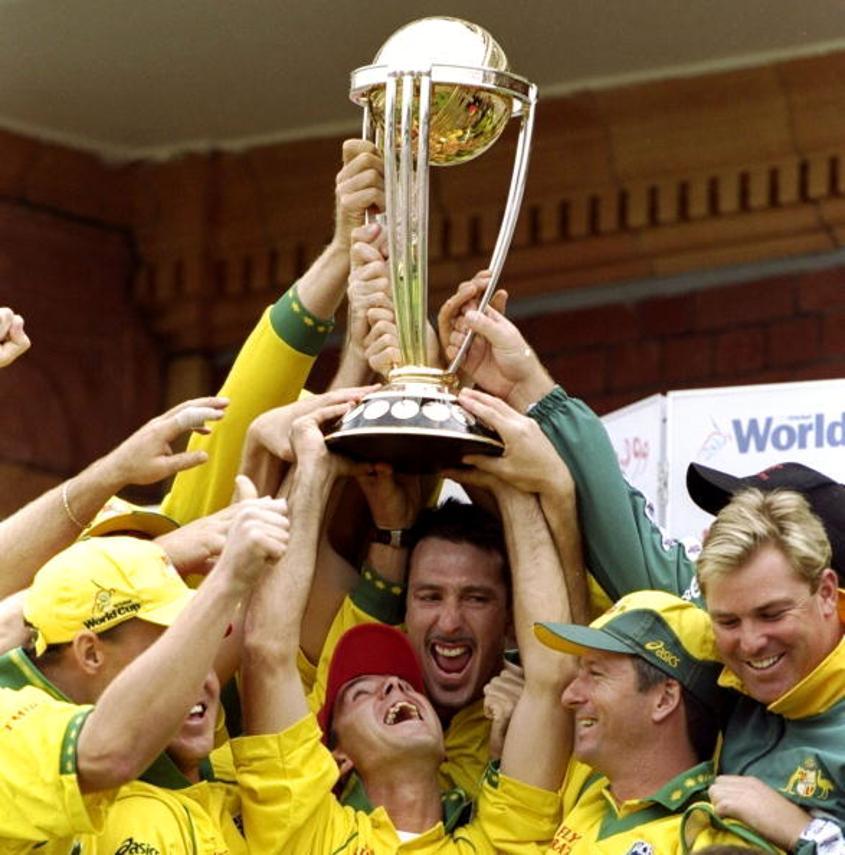 ICC Cricket World Cup winners 1999