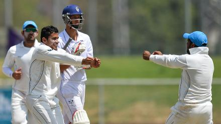 Namibia v Afghanistan, ICC Intercontinental Cup