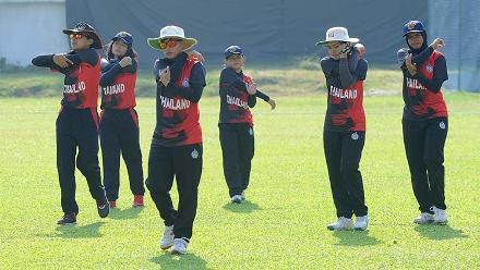 ICC Women's World Cup Qualifier Warm-ups