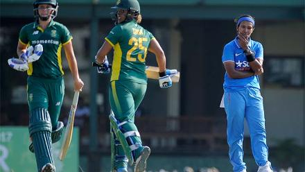 South Africa Women beat India Women by six wickets