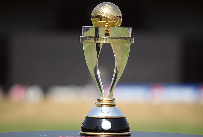 ICC Women's World Cup 2017 Trophy
