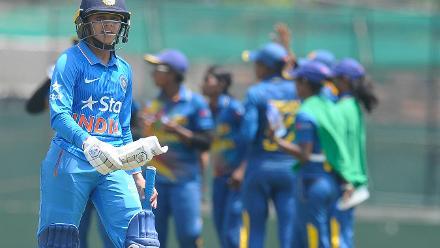 India Women v Sri Lanka Women
