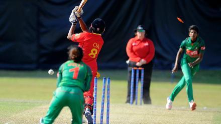 Match-Day 1 Photos, ICC Women's World Cup Qualifier 2017