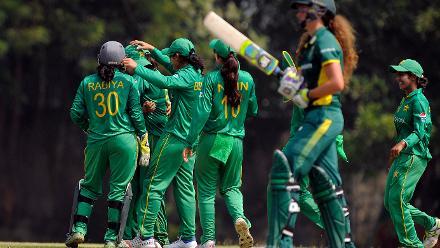 South Africa Women vs Pakistan Women