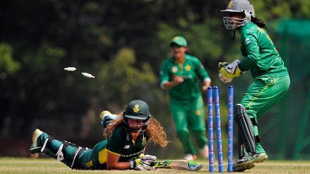 South Africa Women v Pakistan Women