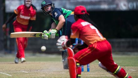Ireland Women v Zimbabwe Women