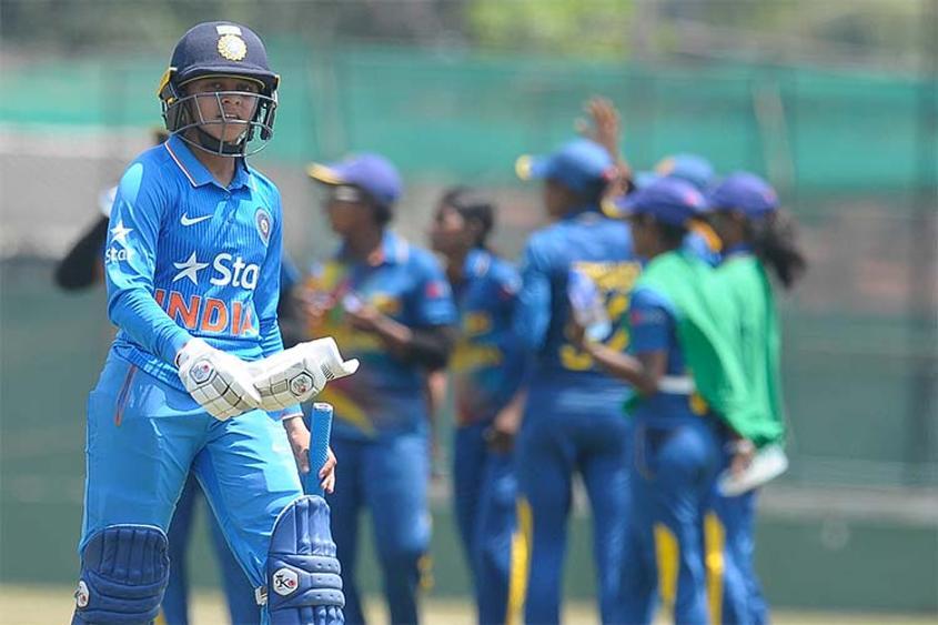 Devika Vaidya scored 89 off 113 balls with 11 boundaries.
