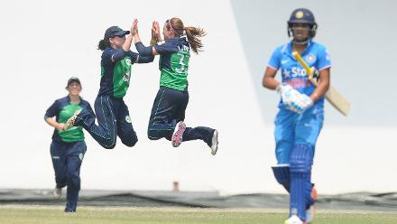India Women v Ireland Women