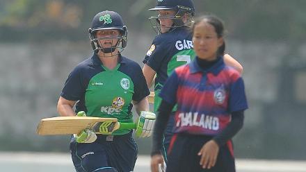 Ireland Women v Thailand Women
