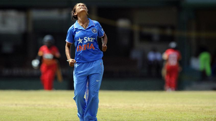 Poonam Yadav is the tournament's second-highest wicket-taker with 11 scalps.