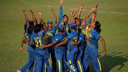 Sri Lanka v Pakistan, ICC Women's World Cup Qualifier Super Six