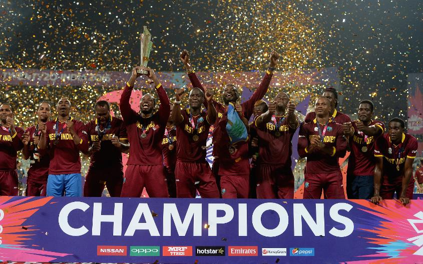 West Indies were the winners of a hugely successful ICC World Twenty20, India 2016