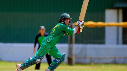 Ireland v Pakistan , ICC Women's World Cup Qualifier Super Six