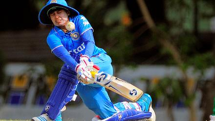 India v Bangladesh , ICC Women's World Cup Qualifier Super Six