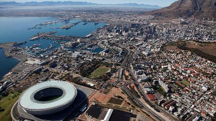 Stop 10: Cape Town