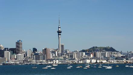 Stop 11: Auckland