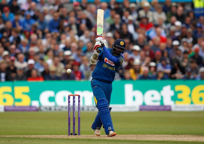 Upul Tharanga will captain the Sri Lankan side in place of Angelo Matthews who is still grappling with injuries