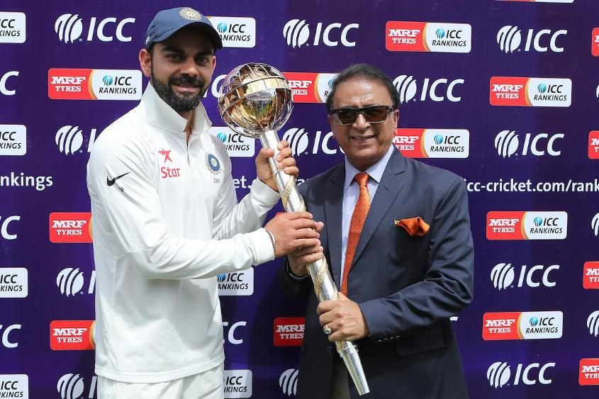 India retains ICC Test Championship mace, wins $1 million award for  finishing as No. 1 at the 1 April cut-off date