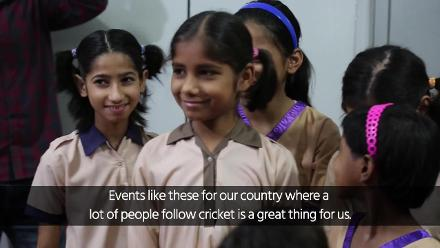ICC #CT17 Nissan Trophy Tour zips through Pakistan