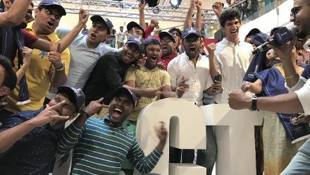 ICC #CT17 Nissan Trophy Tour - India