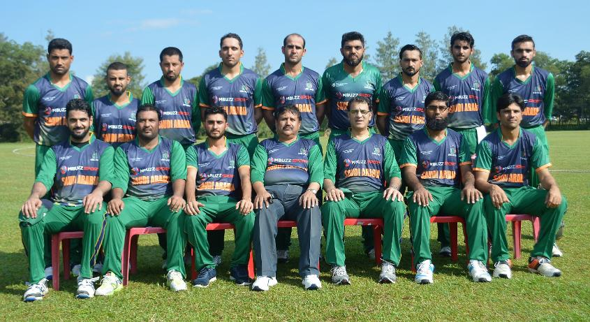 Saudi Arabia team