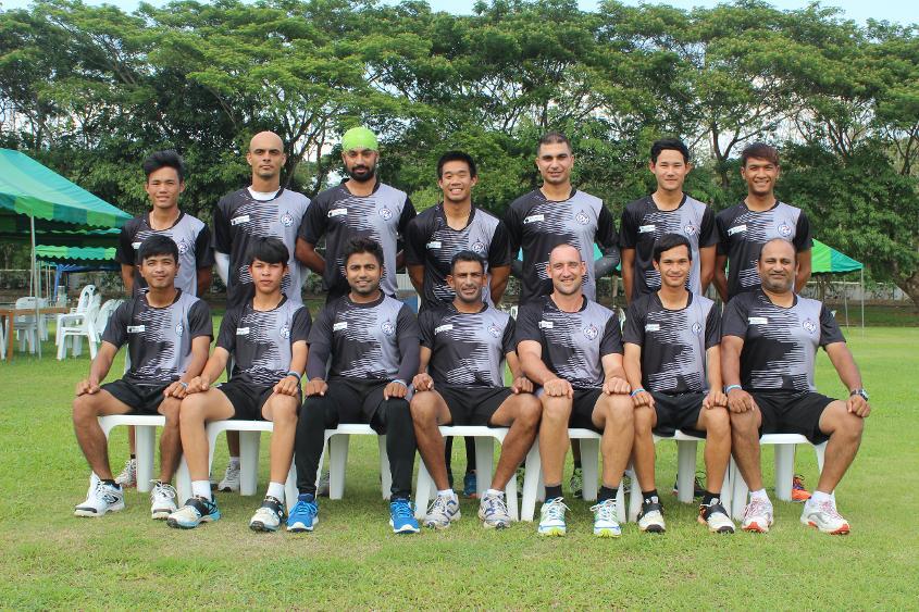Thailand Squad