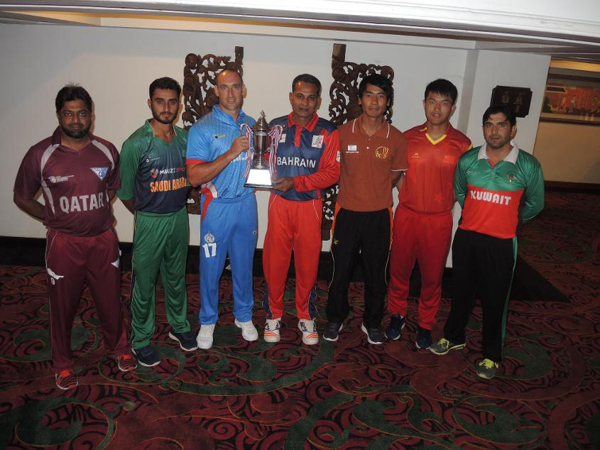 Seven Teams battle for top spot in 2017 ICC WCL Division 1 Asia