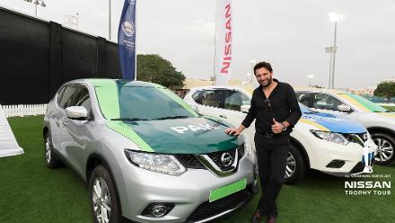 Nissan Trophy Tour: Stop 1 - Dubai