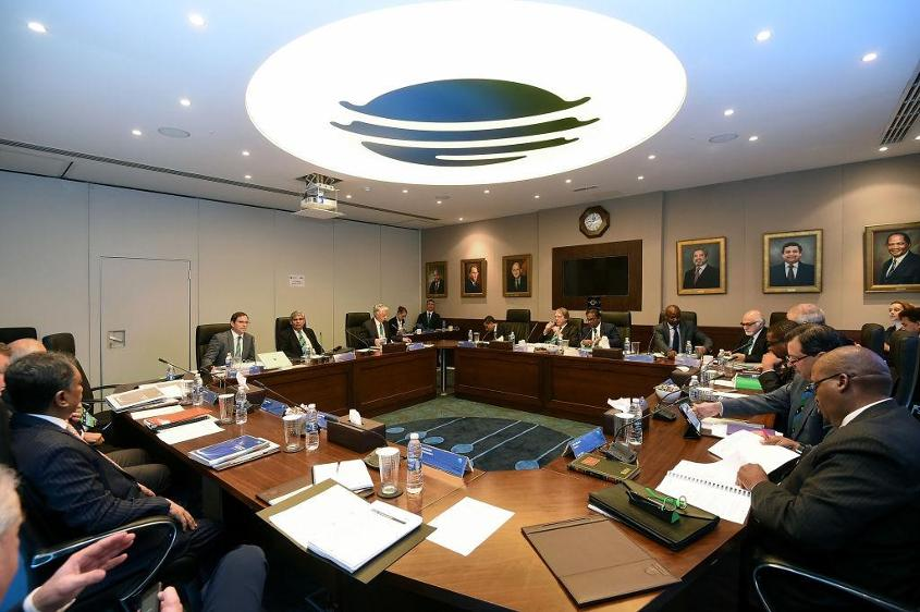 ICC board meeting