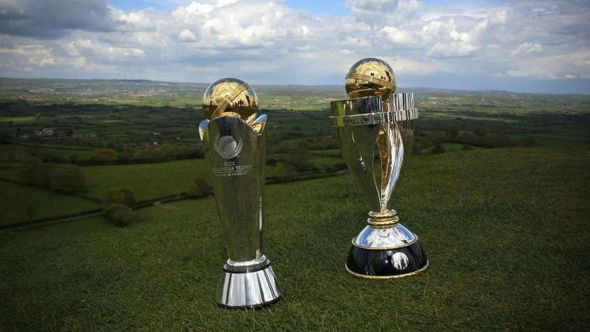 The app will enable fans to follow matches of both the competitive eight-team events, the ICC Champions Trophy and the ICC Women's World Cup, on a live match centre.