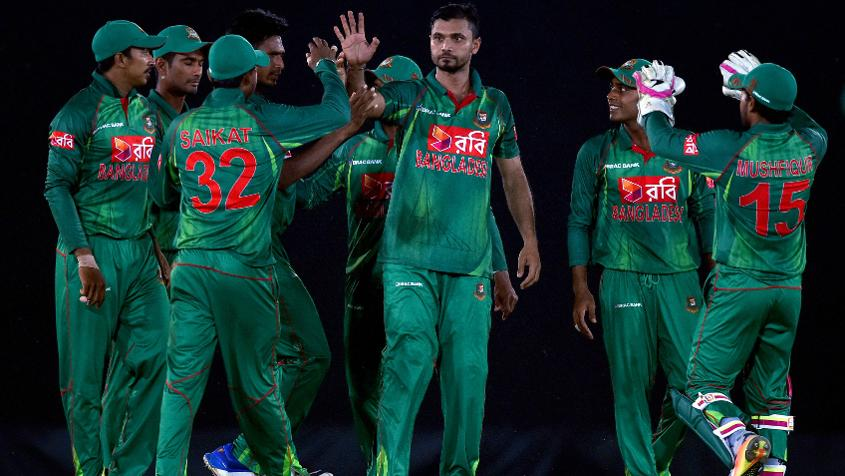 The squad selected for this premier competition is a blend of experience and youth - Mashrafe Mortaza.
