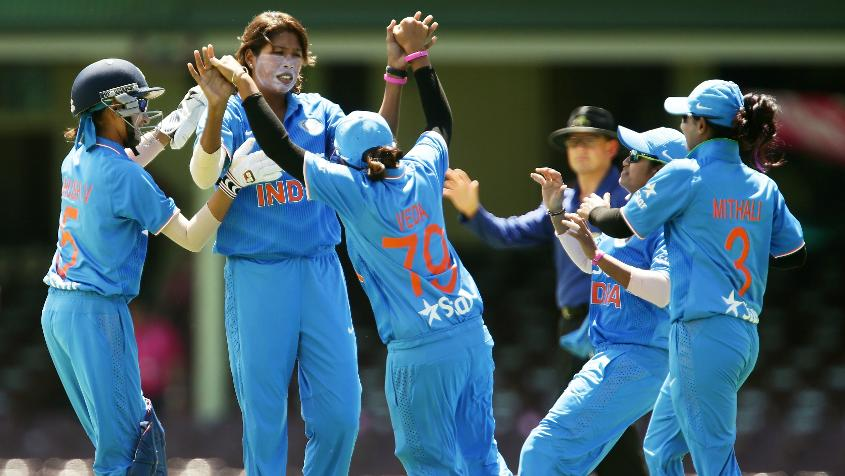 Jhulan Goswami, who recently became the leading wicket-taker in Women's ODIs, will lead the pace attack that also features Shikha Pandey and Mansi Joshi.