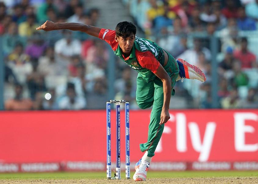 Bangladesh have found a real gem in Mustafizur Rahman, quick, accurate and crafty with his off-cutters