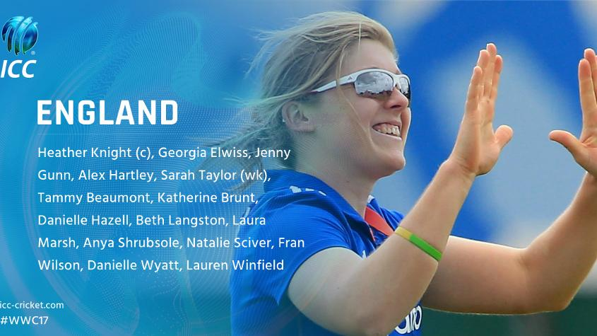There is so much potential in this group of players and the opportunity ahead of us is really exciting - Heather Knight.