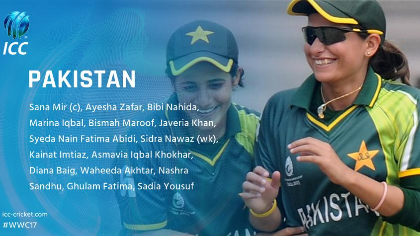 Pakistan has not been afraid to make changes and has got a new coach for the tournament.