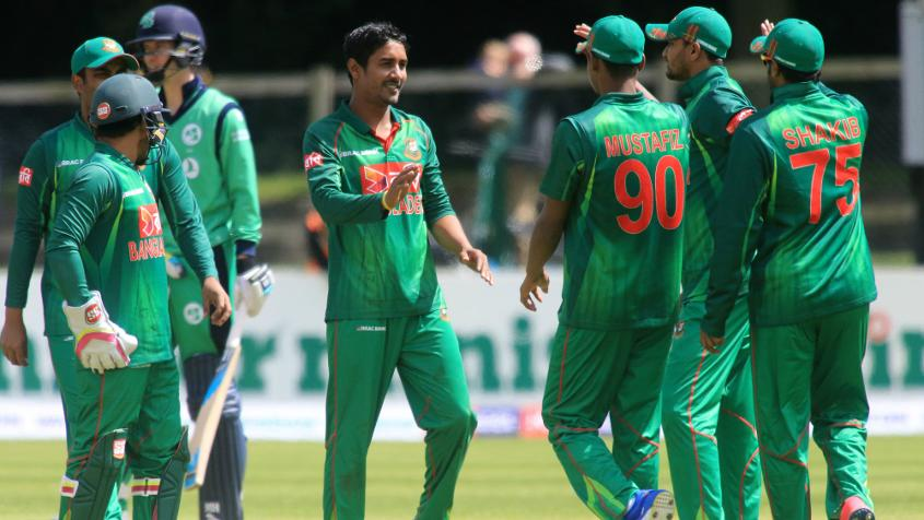 Last week, Bangladesh pipped Sri Lanka on decimal points to reach sixth rank for the first time.