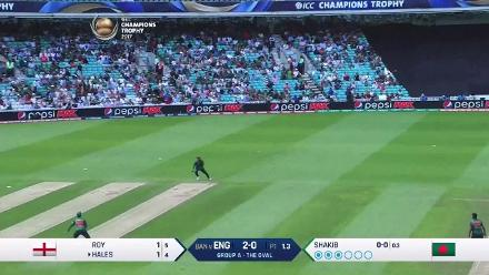 #CT17: England v Bangladesh Match Highlights