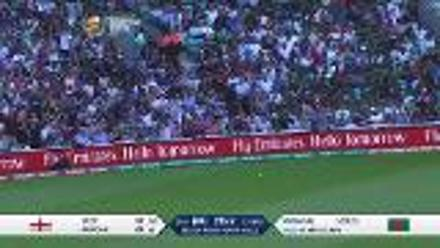 England Innings Super Shots