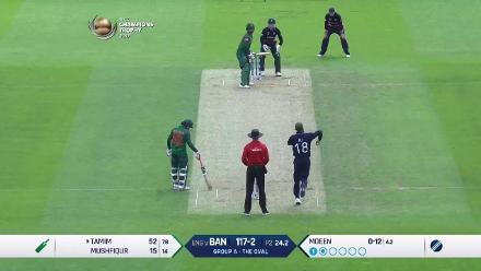 SUPER SHOTS: Bangladesh Innings super shots